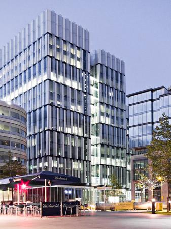 Manchester Architecture 2